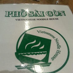 Photo taken at Pho Saigon by Priscilla R. on 3/1/2013