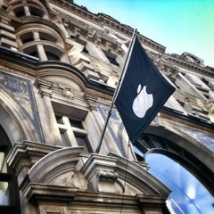 Photo taken at Apple Store, Regent Street by Dimitri S. on 12/2/2012