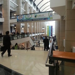 Photo taken at McCormick Place by Benjamin D. on 4/23/2013