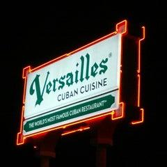 Photo taken at Versailles Restaurant by Ramiro L. on 12/9/2012