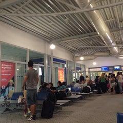 Photo taken at Gate B03 by Tatiana K. on 5/26/2014