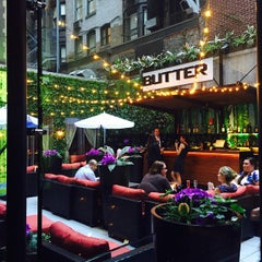 Photo taken at Butter Midtown by David S. on 6/24/2015