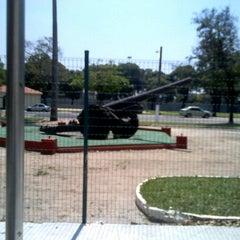 Photo taken at Praça do Canhão by Romulo G. on 10/5/2012