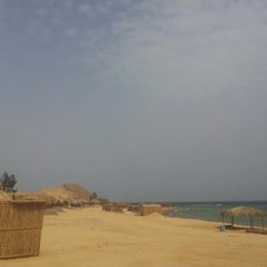 Photo taken at Moon Island Beach Camp by Ali A. on 3/16/2013