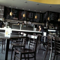 Photo taken at Simplemente Deli by Daniel S. on 9/15/2012