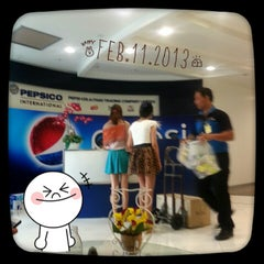 Photo taken at PepsiCo International by Nacarate H. on 2/11/2013