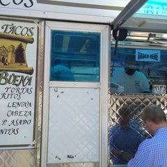 Photo taken at Tacos San Buena by Cimarron B. on 7/24/2013