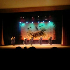Photo taken at Teatro Municipal Severino Cabral by Camile A. on 9/16/2012