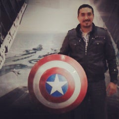Photo taken at Cinemex by Andres A. on 1/12/2014