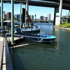 Photo taken at Willamette Jet Boat Tours by Edgar J. on 6/8/2013