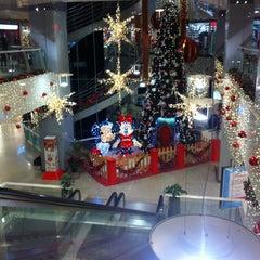 Photo taken at Centro Commerciale La Romanina by Stefano on 12/29/2014