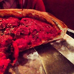 Photo taken at Patxi's Pizza by Ducson N. on 1/12/2013