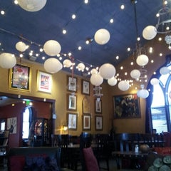 Photo taken at Rembrandt's Coffee Shop by Ethan H. on 1/7/2013