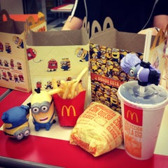 Photo taken at Mc Donald's by Kelly K. on 7/11/2013