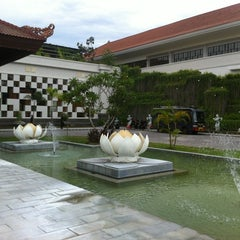 Photo taken at Bali Nusa Dua Convention Center (BNDCC) by Moosa A. on 12/11/2012