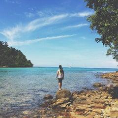 Photo taken at Padang Point by sugi p. on 11/8/2014