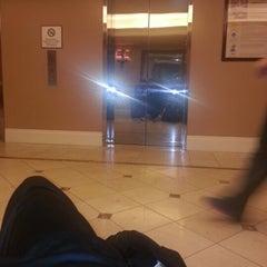 Photo taken at Sheraton Pasadena Hotel by Michael G. on 11/18/2012