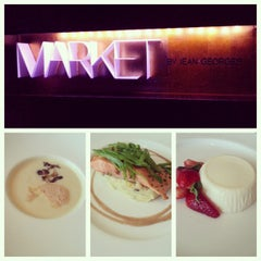 Photo taken at Market by Jean-Georges by soulfunkee on 4/1/2013