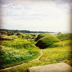 Photo taken at Suomenlinna / Sveaborg by Juan F. on 7/28/2015