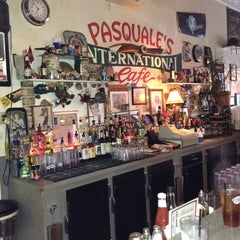 Photo taken at Pasquale's by Ian J. on 4/27/2014