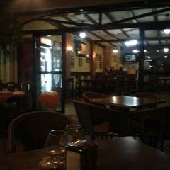 Photo taken at Cafe Bar La Cabra II by Rui M. on 7/30/2014