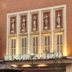 Photo taken at Cines Renoir Retiro by Antonio J. on 8/31/2014