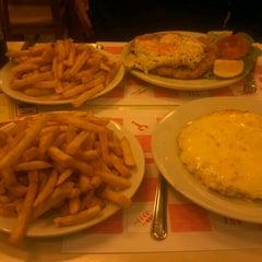Photo taken at Las Delicias by María Beatriz D. on 10/1/2012