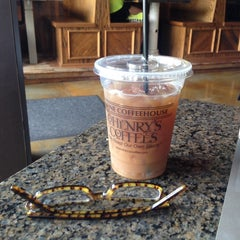 Photo taken at O'Henry's Coffee by Genie S. on 6/9/2014