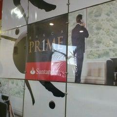 Photo taken at Banco Santander by Vini on 2/12/2013
