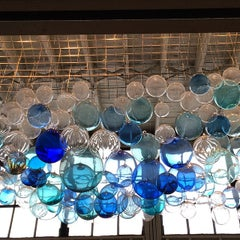 Photo taken at Third Degree Glass Factory by Christine N. on 12/18/2014
