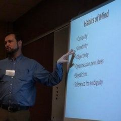 Photo taken at Drury University by Christine N. on 10/18/2014