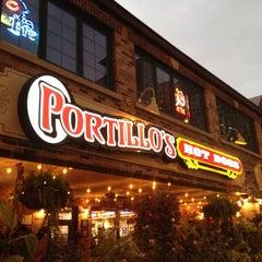 Photo taken at Portillo's by TJ L. on 9/15/2013