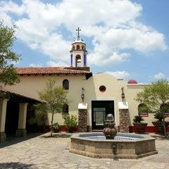 Photo taken at Club Hipico Santa Sofia by Carlos B. on 8/4/2013