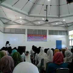 Photo taken at Auditorium FKIP UNSYIAH by Az M. on 9/12/2013