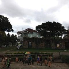 Photo taken at Ruínas de São Francisco by Leonardo S. on 3/30/2013
