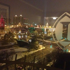 Photo taken at InterContinental Kansas City At The Plaza by Jessica F. on 12/31/2012