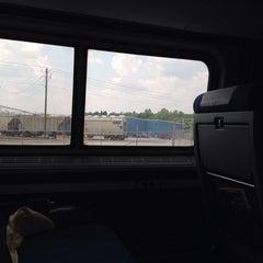 Photo taken at Amtrak Station - Tuscaloosa, AL (TCL) by Jennifer N. on 8/6/2014