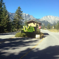 Photo taken at Bow Valley Provincial Park by Tanya C. on 9/20/2014