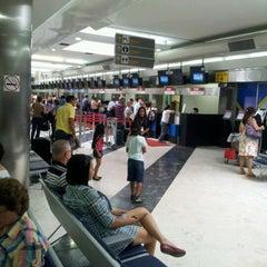 Photo taken at Aeroporto Internacional de Campo Grande (CGR) by Claudio S. on 11/6/2012