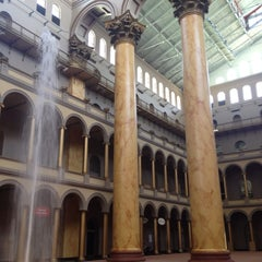 Photo taken at National Building Museum by Jen F. on 6/22/2013