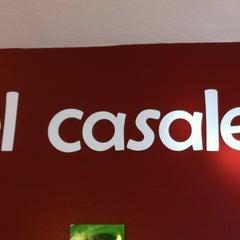 Photo taken at El Casalet de Valldoreix by Andres on 12/22/2012