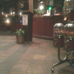 Photo taken at Liberty Steakhouse & Brewery by Sarah C. on 11/1/2012
