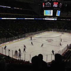 Photo taken at Suite Level at Xcel by Justin L. on 3/9/2013