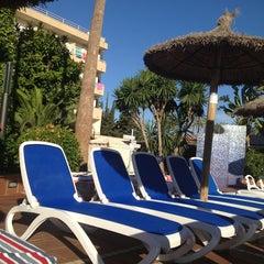 Photo taken at Hotel Santa Ponsa Park by Олеся С. on 8/13/2013