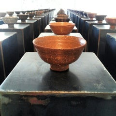Photo taken at 대구시립미술관 (Daegu Art Museum) by Elaine T. on 9/23/2012