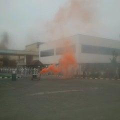 Photo taken at PT. Toyota Motor Manufacturing Indonesia Karawang Plant by Bangdi D. on 12/11/2012