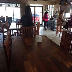 Photo taken at Starbucks by Karolina S. on 3/15/2014