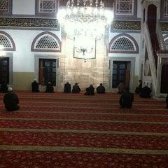 Photo taken at Yeni Cuma Camii by Furkan K. on 2/18/2013