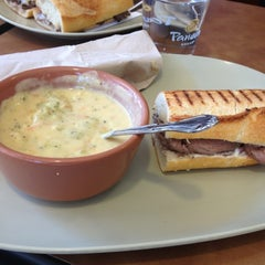 Photo taken at Panera Bread by Marques G. on 10/7/2012