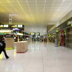 Photo taken at Terminal 3 by Michael L. on 5/13/2013
